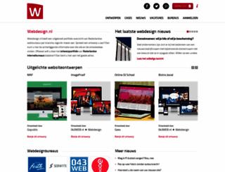 webdesign.nl screenshot