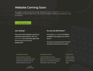 webdesign4u.ie screenshot