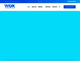 webdesigner-kuwait.com screenshot