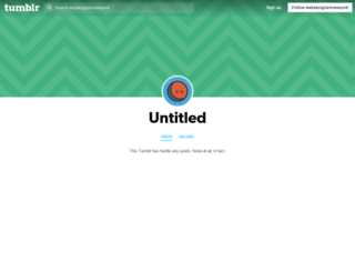 webdesignersnewyork.tumblr.com screenshot