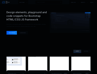 webdesignerwall.com screenshot