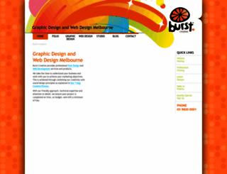 webdesignringwood.com.au screenshot