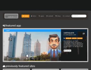 webdevtwopointzero.com screenshot