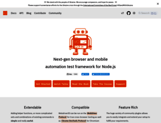 webdriver.io screenshot