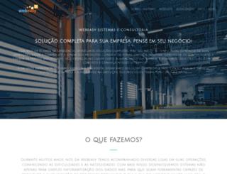 webeasy.com.br screenshot