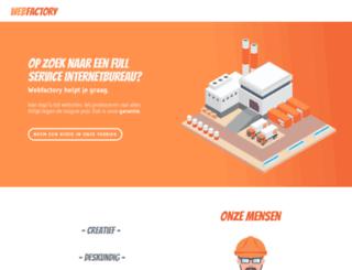 webfactory.nl screenshot