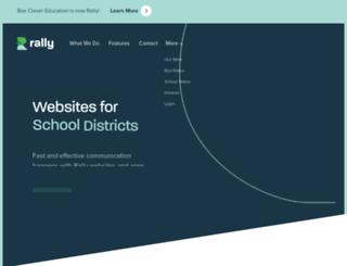 webguideforschools.ca screenshot