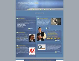 webhosting-for-free.com screenshot
