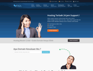 webhostinganda.com screenshot