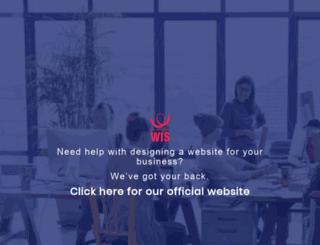 webindiasolutions.biz screenshot