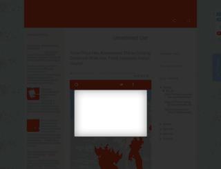 webinews.blogspot.com screenshot