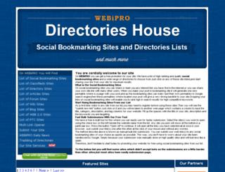 webipro.com screenshot