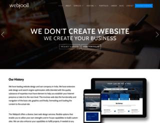 webjooll.com screenshot