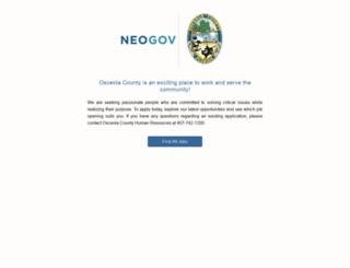 webkiosk.osceola.org screenshot