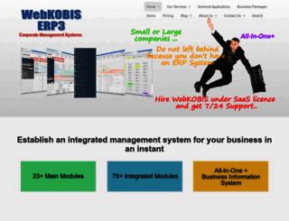 webkobis.com screenshot