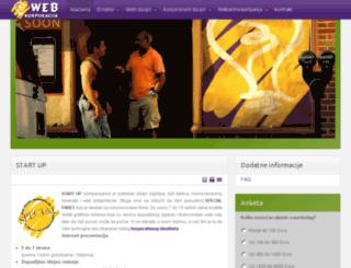 webkorporacija.com screenshot