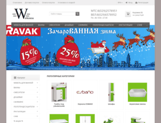 webkrama.by screenshot