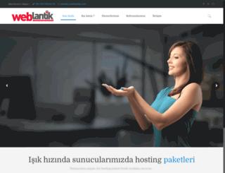 weblantik.com screenshot