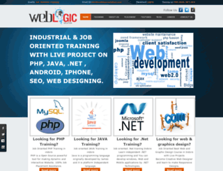 weblogicsolution.com screenshot