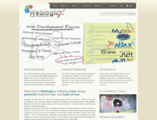 weblogicx.com screenshot