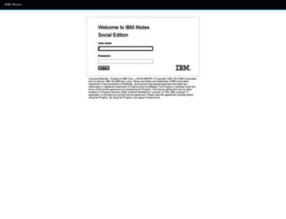 webmail.amadori.it screenshot
