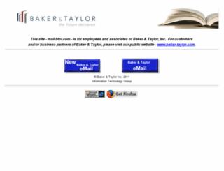 webmail.btol.com screenshot