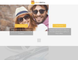 webmail.cleardekho.com screenshot