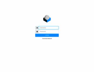 webmail.designerdock.de screenshot