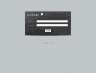webmail.fuenflibertal-tourismus.ch screenshot