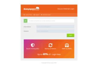 webmail.internetters.co.uk screenshot
