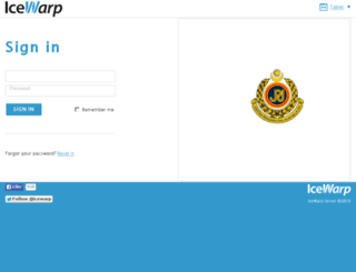 webmail.jpj.gov.my screenshot