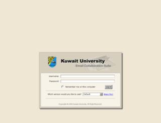 eleve enap webmail