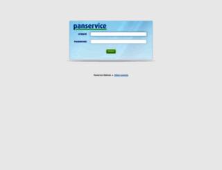 webmail.panservice.it screenshot
