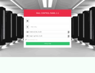 webmail.talentedge.edu.vn screenshot