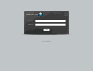 webmail.trabajosenperu.com screenshot