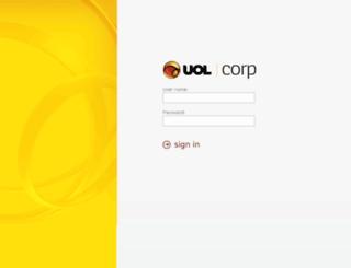 webmail.uolinc.com screenshot