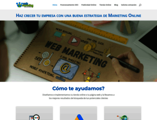webmarketingcolombia.com screenshot