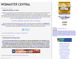 webmaster-central.blogspot.fr screenshot