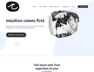 webmasterbulletin.net screenshot