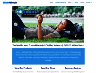webminds.com screenshot