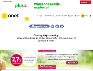 webmizzle2.republika.pl screenshot