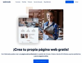 webnode.cl screenshot