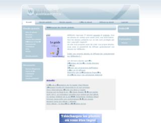 webooks.fr screenshot