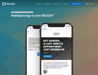 webopenings.com screenshot