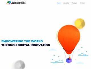 webosphere.in screenshot