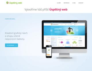 webovy-grafik.cz screenshot