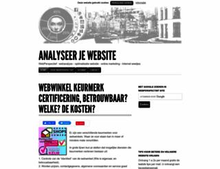 webperspectief.nl screenshot