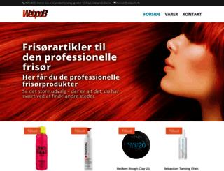 webpol3.dk screenshot