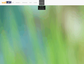 webresa.fr screenshot