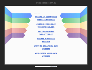 websearch.com.au screenshot
